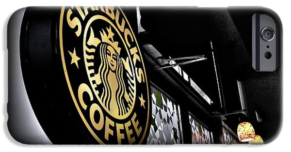 Brand iPhone Cases - Coffee Break iPhone Case by Spencer McDonald