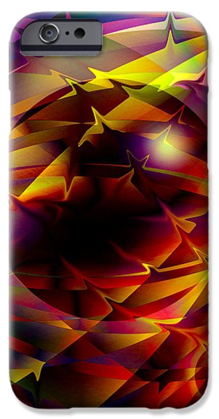 Color Design  iPhone Case by Anthony Caruso