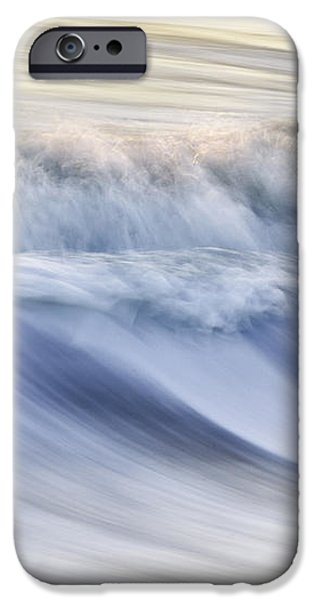 Color Wave III iPhone Case by Rob Travis