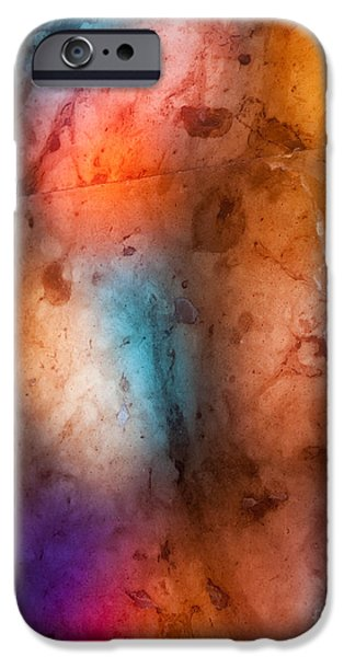 Colored Glass iPhone Case by David Buffington
