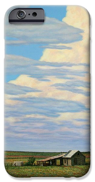 West iPhone Cases - Come In iPhone Case by James W Johnson