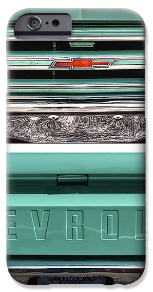 Coming or Going--Still a Chevy iPhone Case by David Bearden