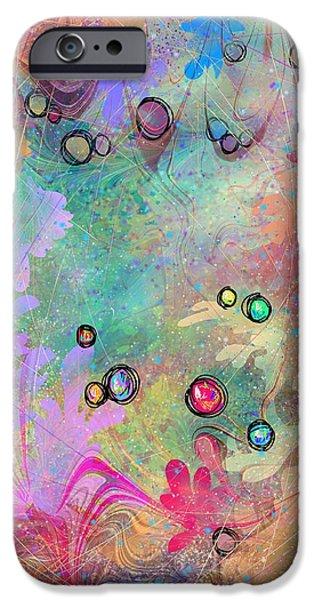 Community iPhone Case by Rachel Christine Nowicki