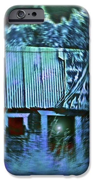 Confusion iPhone Case by Gwyn Newcombe