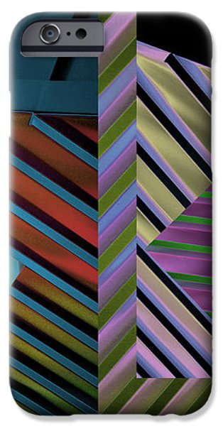 Conundrum of Color iPhone Case by Robert Meanor