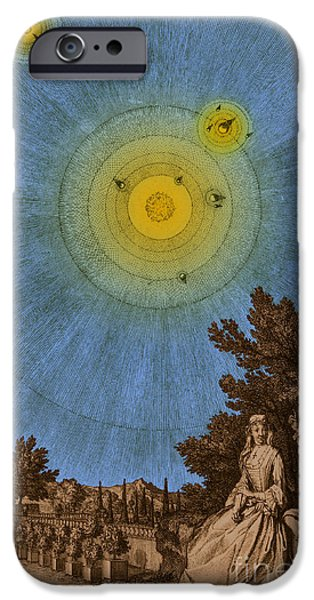 Conversations On The Plurality iPhone Case by Science Source