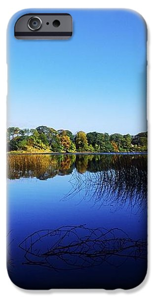 Cottage Island, Lough Gill, Co Sligo iPhone Case by The Irish Image Collection