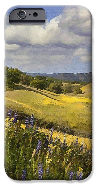 Cottonwood Canyon iPhone Case by Sharon Foster