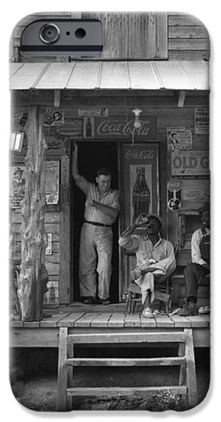 COUNTRY STORE, 1939 iPhone Case by Granger