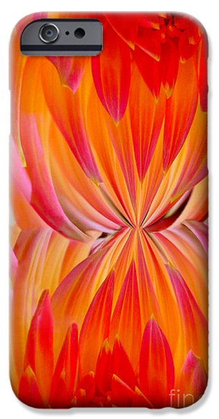 Enliven iPhone Cases - Creation iPhone Case by Lj Lambert