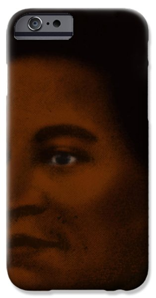 Crispus Attucks, African-american War iPhone Case by Photo Researchers