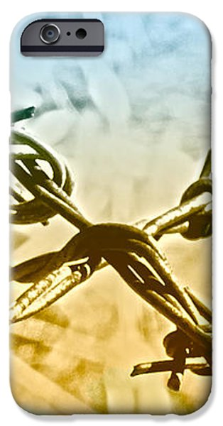 Crossroads of Faith iPhone Case by Artist and Photographer Laura Wrede