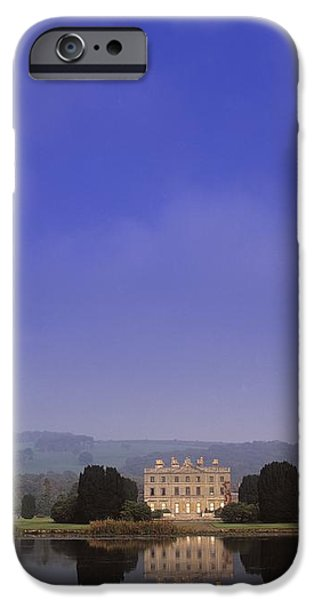 Curraghmore House, Portlaw, Co iPhone Case by The Irish Image Collection