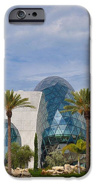 Dali Museum iPhone Case by Bill Cannon