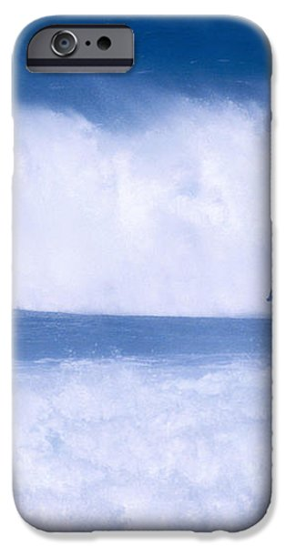 Dave Nash At HoOkipa iPhone Case by Erik Aeder - Printscapes