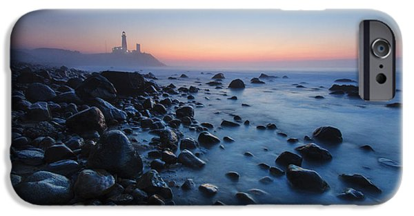 Clouds Photographs iPhone Cases - Dawn iPhone Case by Rick Berk