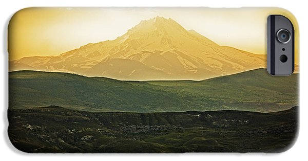Vistas iPhone Cases - Daybreak iPhone Case by Andrew Paranavitana