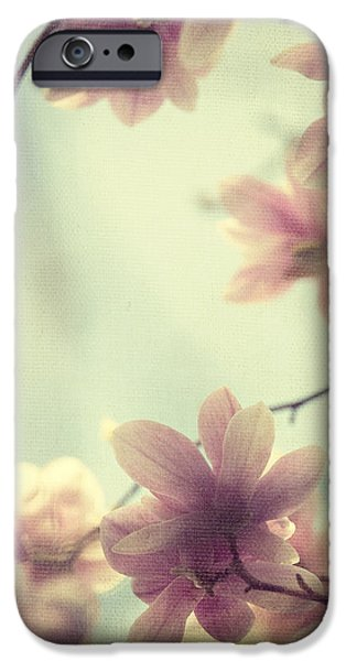 Daydream Believers iPhone Case by Irene Suchocki