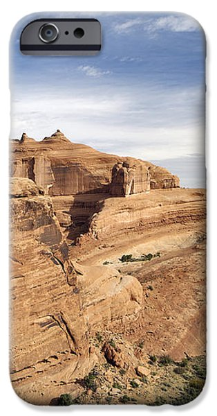 Delicate Arch Viewpoint - D004091 iPhone Case by Daniel Dempster