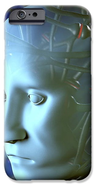 Depression iPhone Case by David Mack