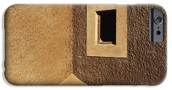 Disorder iPhone Cases - Desert Sand in Abandoned Building iPhone Case by Jeremy Woodhouse