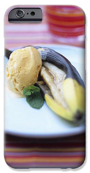 Dessert iPhone Case by Veronique Leplat