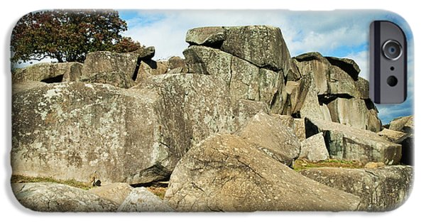 Devils Den iPhone Cases - Devils Den Formation 87 iPhone Case by Paul W Faust -  Impressions of Light