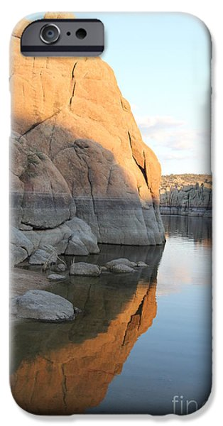 Prescott Arizona iPhone Cases - Diane Greco-Lesser iPhone Case by Diane  Greco-Lesser