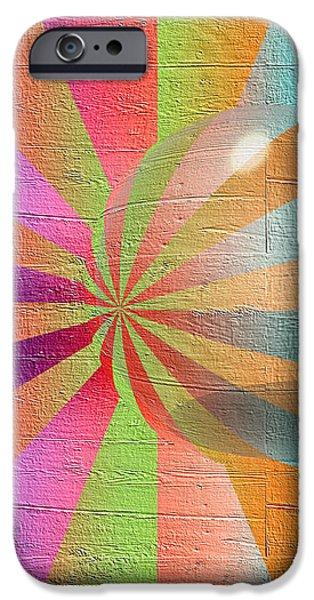 Digital Art 2 iPhone Case by Anthony Caruso