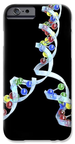 Dna Replication iPhone Case by David Mack