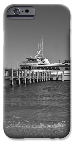 Docking for a Moment iPhone Case by Betsy A  Cutler