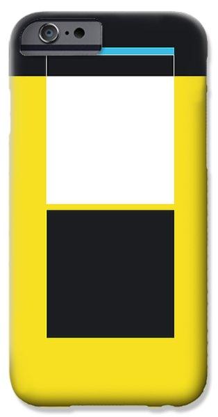 Dod iPhone Case by Naxart Studio