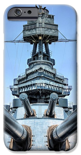 Battleship iPhone Cases - Dont Mess with Texas iPhone Case by JC Findley