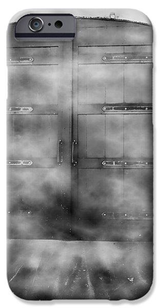 Door 3 iPhone Case by Cheryl Young