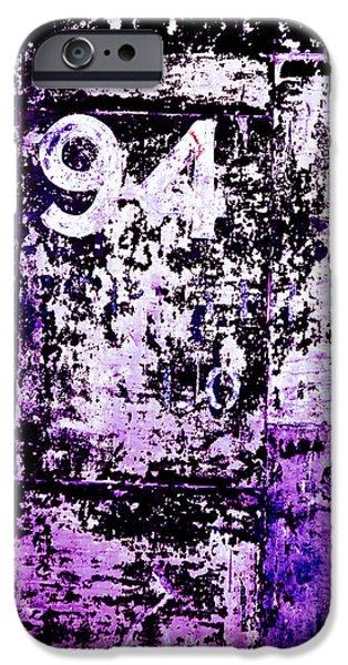 Door 94 Perception iPhone Case by Bob Orsillo