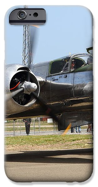 Douglas A26B Military Aircraft 7d15748 iPhone Case by Wingsdomain Art and Photography
