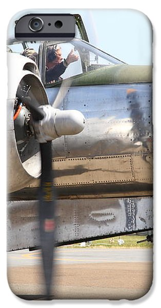 Douglas A26B Military Aircraft 7d15763 iPhone Case by Wingsdomain Art and Photography