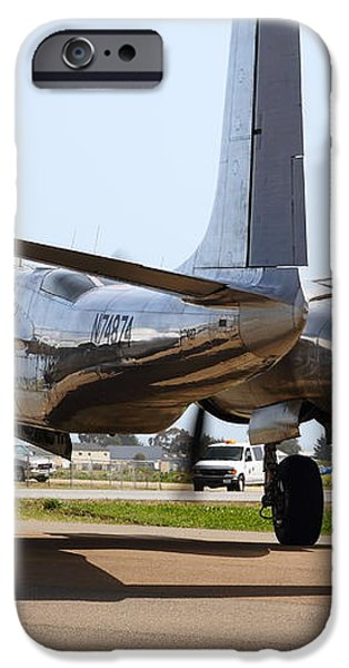 Douglas A26B Military Aircraft 7d15764 iPhone Case by Wingsdomain Art and Photography
