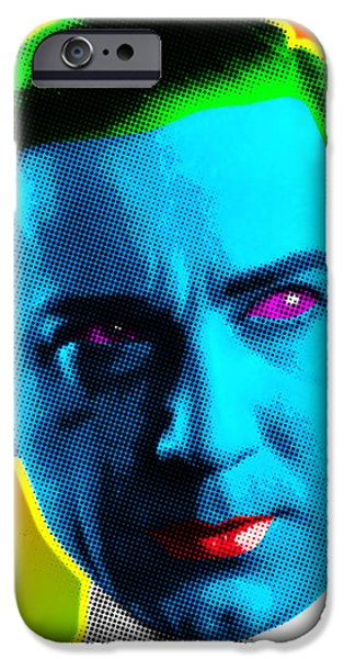 Dracula iPhone Case by Gary Grayson