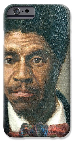 Dred Scott, African-american Hero iPhone Case by Photo Researchers