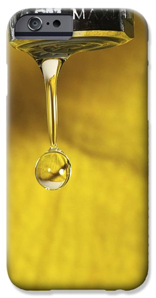 Dripping Tap iPhone Case by Photostock-israel