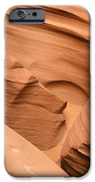 Drowning in the sand - Antelope Canyon AZ iPhone Case by Christine Till