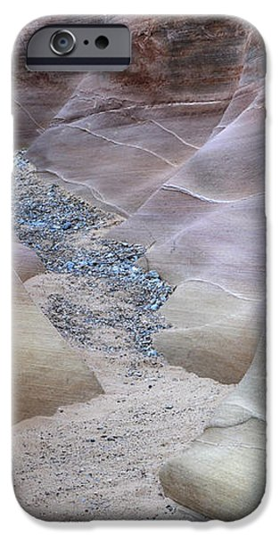 Dry Creek Bed 3 iPhone Case by Bob Christopher