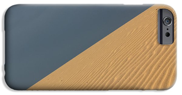 Storm iPhone Cases - Dune Diagonal iPhone Case by Alycia Christine