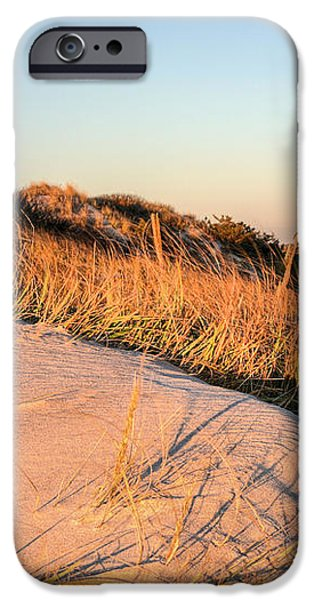 Dunes of Fire Island iPhone Case by JC Findley