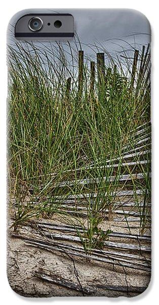 Dunes iPhone Case by Rick Berk