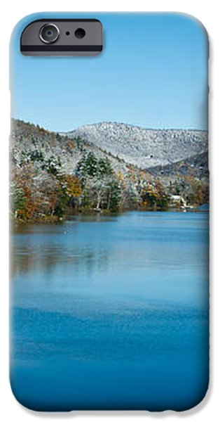 Early Snow in Vermont iPhone Case by Edward Fielding