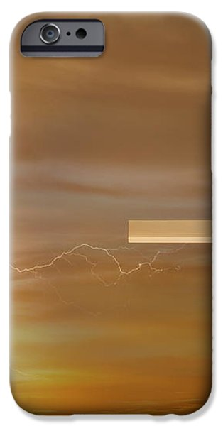 Easter Sunrise iPhone Case by James BO  Insogna