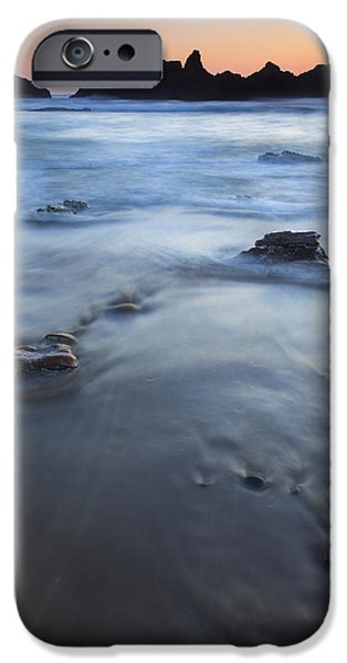 Ebb Stones iPhone Case by Mike  Dawson