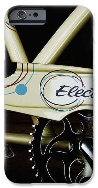 Electra  iPhone Case by Ann Powell